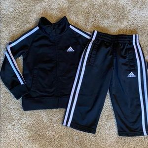 Adidas Toddler Track Suit 2T